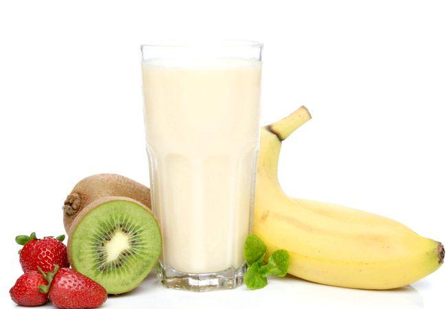 молочний коктейль рецепт