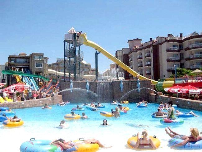Молодіжні готелі туреччини. Як не упустити шанс «відірватися»