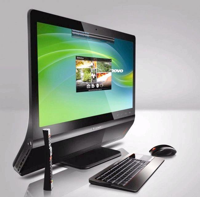 Що вибрати-моноблок або ноутбук?