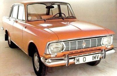 «Москвич 412» - досягнення радянського автопрому шістдесятих