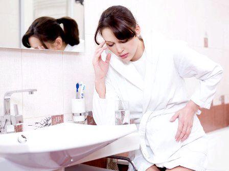 вплив метронідазолу на плід