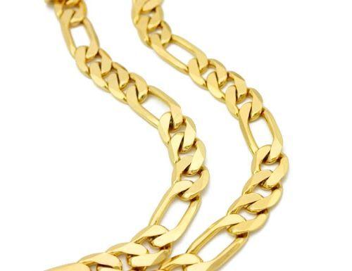 Чоловічі золоті ланцюжки - вишукана прикраса