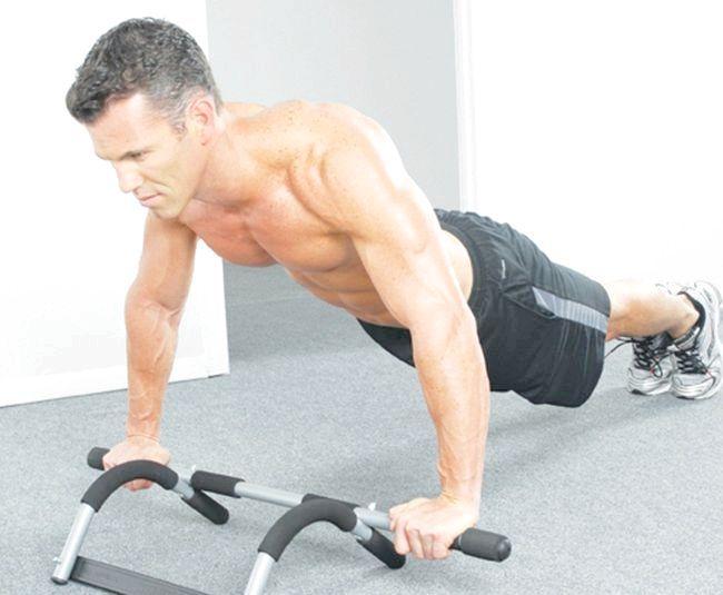 розвиток м'язів плечового пояса
