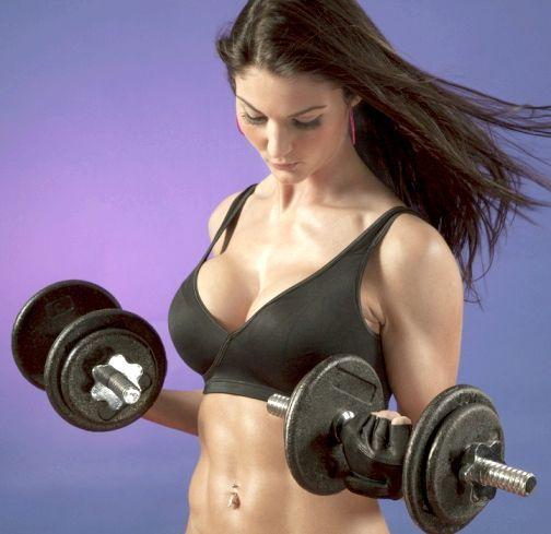 вправи для м'язів плечового пояса