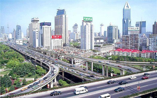приріст населення в Китаї