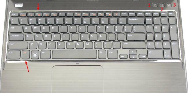 не працює мишка на ноутбуці
