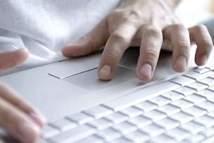 не працює мишка на ноутбуці вбудована