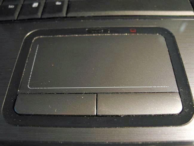 не працює мишка на ноутбуці що робити