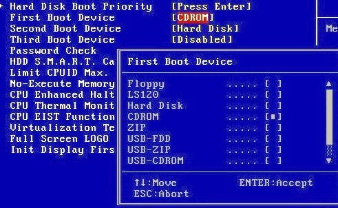 Ноутбук включається, але не завантажується