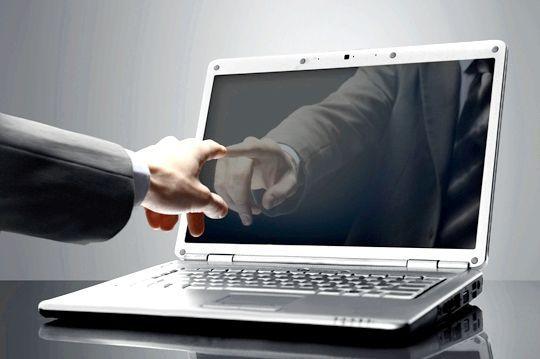 Не включається ноутбук - чорний екран