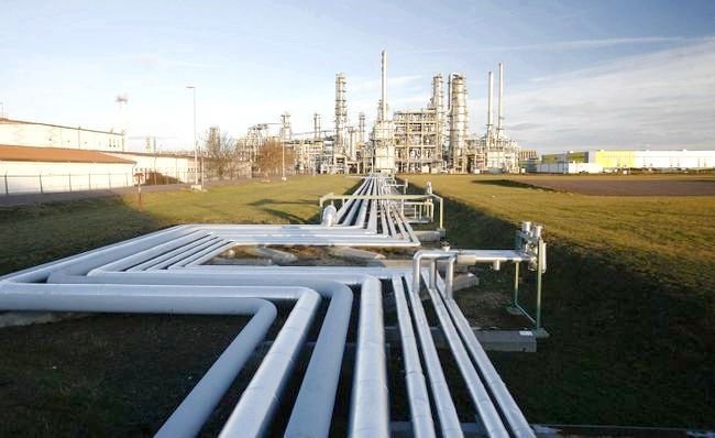 розвиток нафтової промисловості Росії