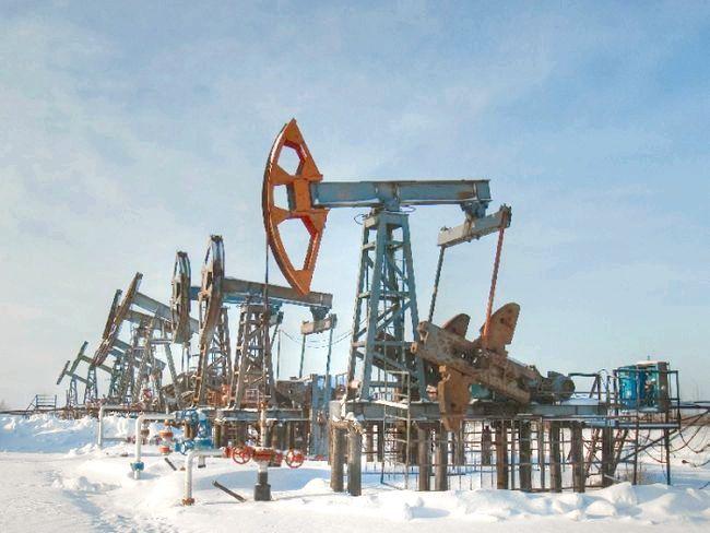проблеми нафтової промисловості Росії