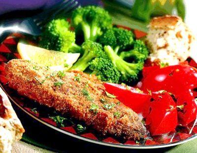 Ніжна і смачна риба зубатка