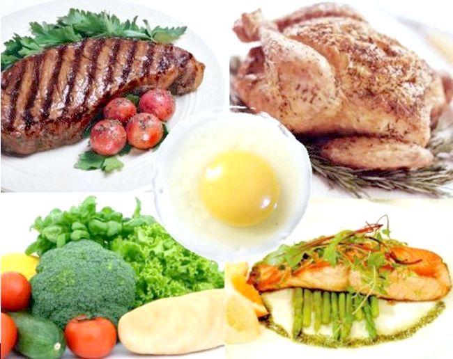 рецепти низьковуглеводної дієти