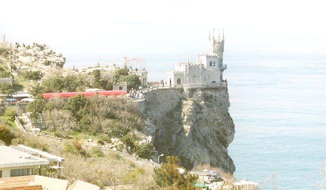 Чи потрібен закордонний паспорт в крим?
