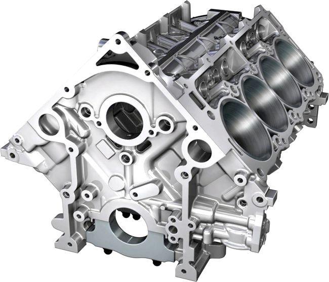 Об'єм двигуна