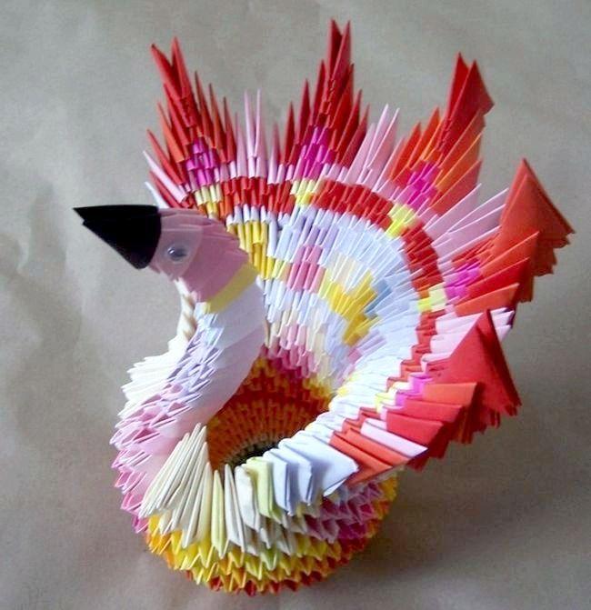 схеми модульне орігамі
