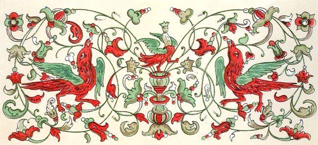 російські орнаменти