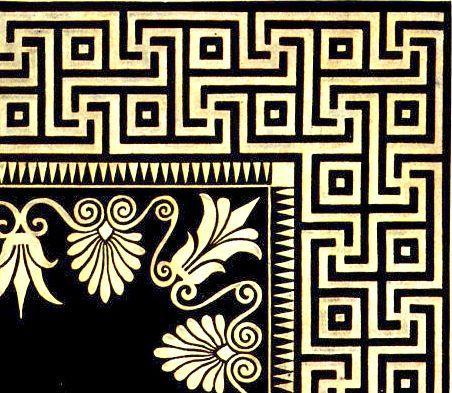 грецький орнамент