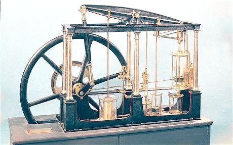 Паровий двигун і його метаморфози