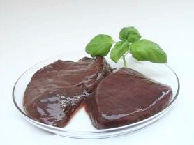 Печінка яловича: калорійність і поживні властивості продукту