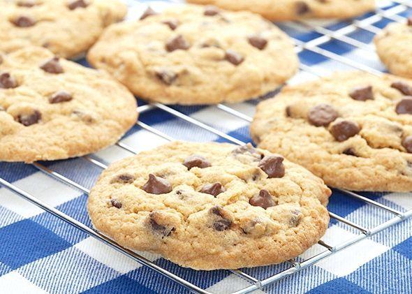Вівсяне печиво без яєць