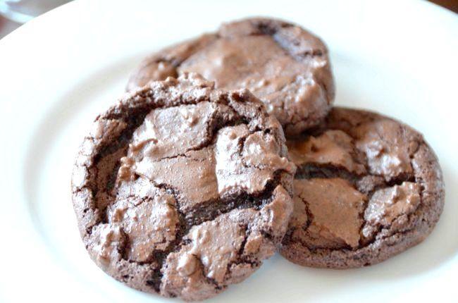 шоколадне печиво фото