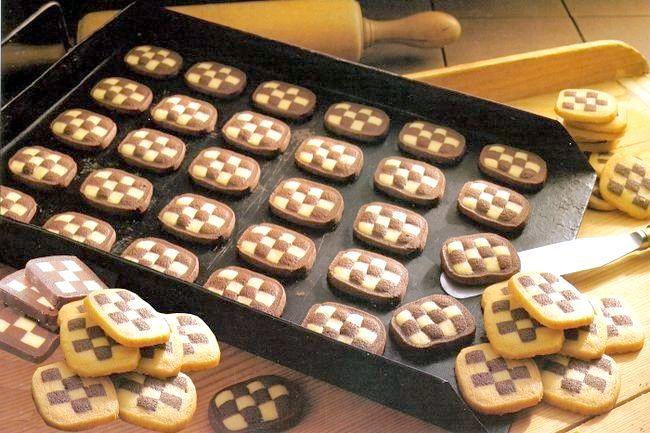 рецепт шоколадної ковбаски з печива