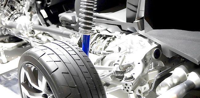 Передня підвіска автомобіля: що до чого