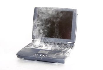 перегрівається ноутбук що робити