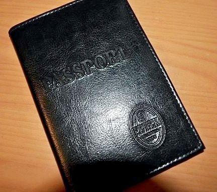 закордонний паспорт в Україні