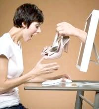 Переводимо американський розмір взуття у звичні сантиметри