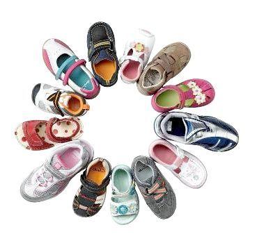 американські розміри дитячого взуття