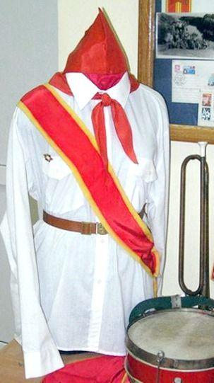 піонерський галстук