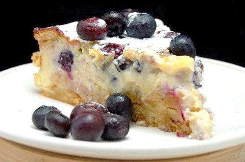 пиріг зі смородиною