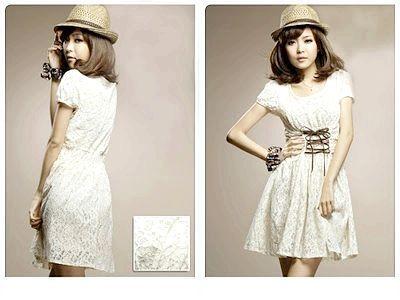 трикотажне плаття з мереживом