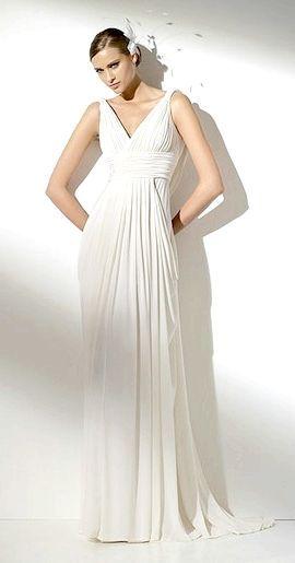 Плаття весільні в грецькому стилі і не тільки