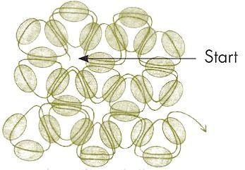 схеми плетіння з бісеру
