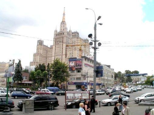 Площа повстання, москва