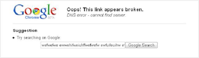 не працює гугл хром
