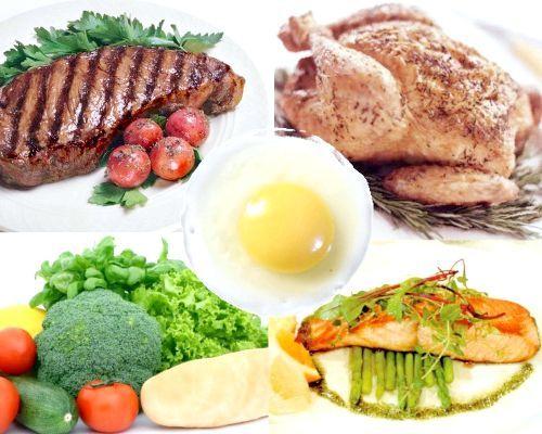 що відноситься до білкової їжі