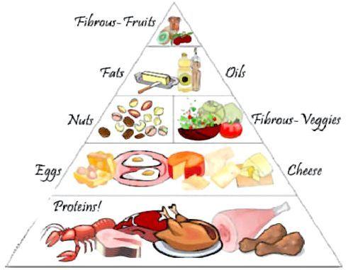 білкова їжа список продуктів