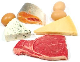 білкова їжа це якісь продукти?