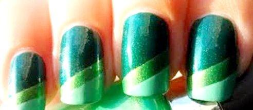 Покроковий дизайн нігтів: манікюр в техніці омбре
