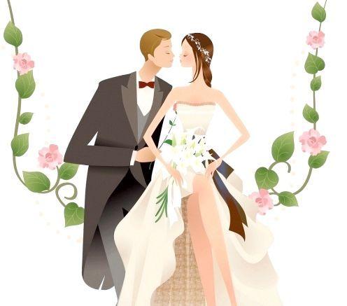 привітання з одруженням в прозі
