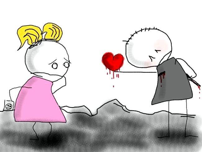 любов не знає кордонів