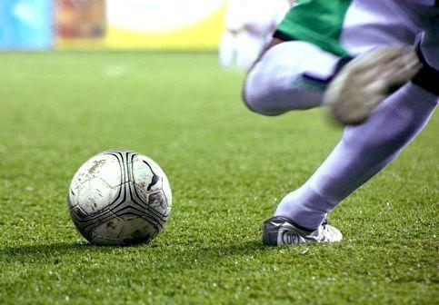 Правила того, як правильно бити по м'ячу у футболі