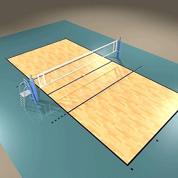 Правила волейболу: настільна книга для початківців