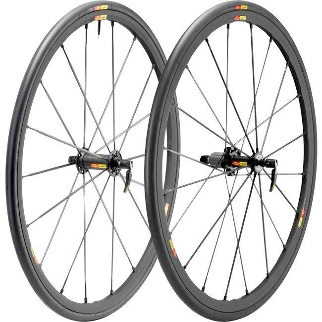 тиск в шинах велосипеда