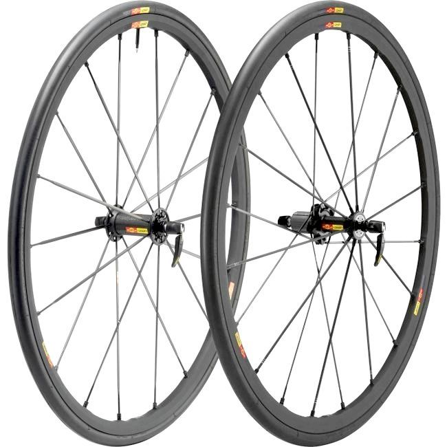Правильний тиск в шинах велосипеда